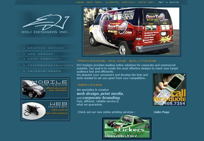 EDJ Designs - Internet Marketing Partner